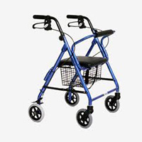 4 Wheeled Stroller